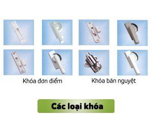 khóa móc sò